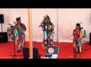 Перуанские индейцы в Москве 5