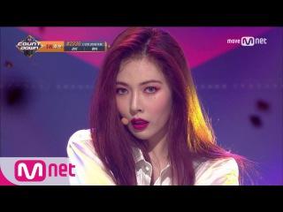 [HyunA - BABE] KPOP TV Show | M COUNTDOWN 180907 EP.540