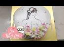 Cách Làm Bánh Kem Đơn Giản Đẹp ( 225 ) Cake Icing Tutorials Buttercream ( 225 )