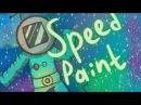 SpeedPaint шапка для канала Lippy!