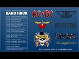 Best Hard Rock Songs Ever Playlist   Greatest Hard Rock Songs Of All Time
