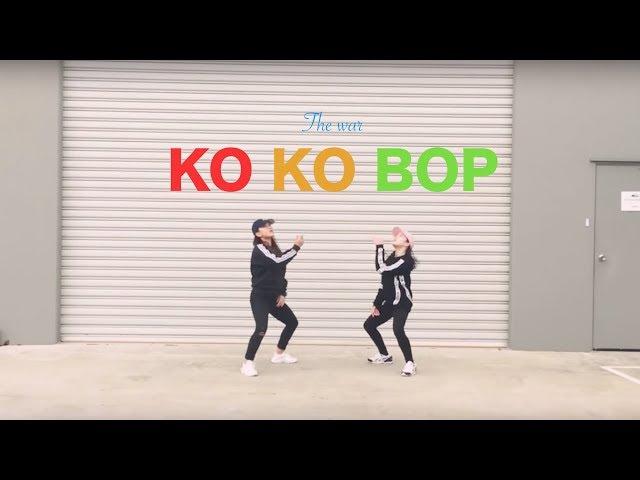 EXO (엑소) - KO KO BOP (코코밥) dance cover by 155cm
