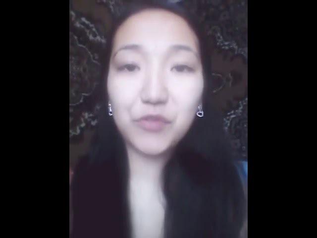 Назарбаев испугался этой девушки