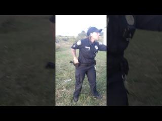 Супер професійна поліція Мукачева )))