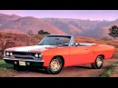 Plymouth Road Runner Convertible FR2 RM27 1970