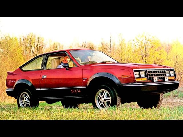 AMC Eagle SX4 1981 83