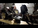 Постройка Rucksters customs gy6 210cc на базе Рукуса (Ruckus Zoomer) home made