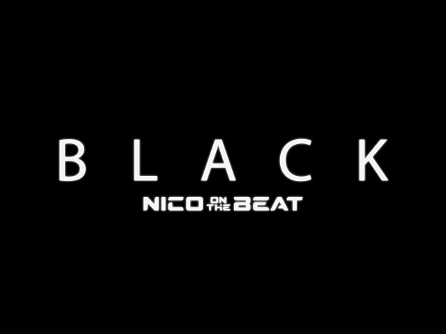 Dope Hard Trap Instrumental Hip Hop Rap Beat 2018 - Black (Prod. Nico on the Beat)