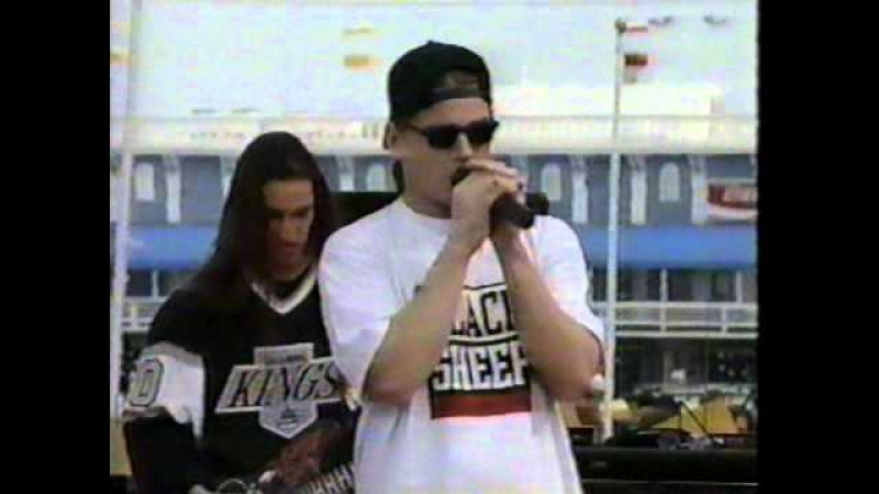 Ugly Kid Joe - Mad Man /Cats In The Cradle / Everything About You - Live Spring Break 3/20/92