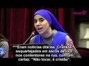 Testemunho da Irmã Guadalupe sobre a Guerra da Síria legendado PT