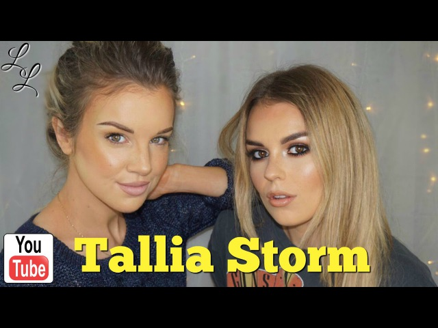 THE TALLIA STORM LOOK BY LAURA LOUISE!