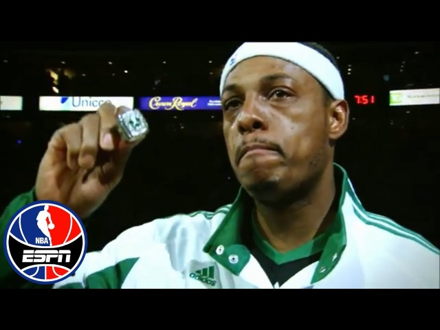 A tribute to Paul Pierce, 'a true Celtic' | NBA Countdown | ESPN