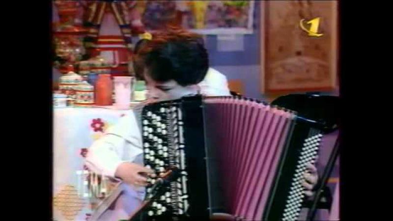 90-ые, Иосиф Пуриц на 1 канале (ОРТ)