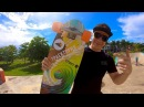 Единственный скейт парк на Маврикии