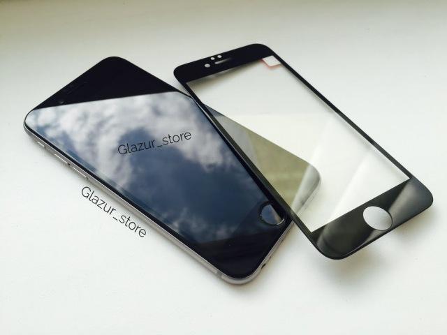 Защитное стекло 3D,4D,5D на/для iphone 6/6s/7/6splus/7plus на весь экран