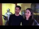 GRIMM at MFC in Solingen - Interview David Giuntoli Bitsie Tulloch - married