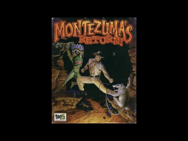 Montezuma's Return! Пирамидная авантюра.