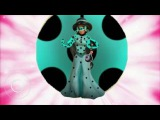 Miraculous LadyBabax - transformation (Принцессы лалки)