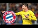 Julian Draxler ● Welcome to Bayern Munich 2018 ● Skills Goals || HD