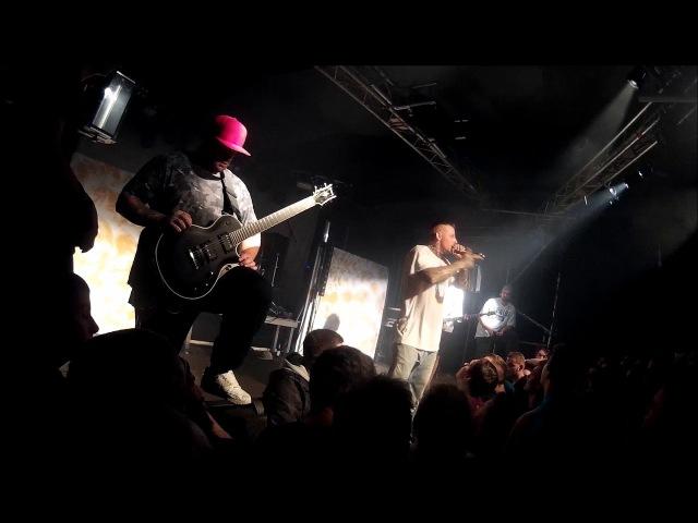 Nasty - Statement Crowdsurf - LIVE @ Conne Island, Leipzig (01.12.2017)