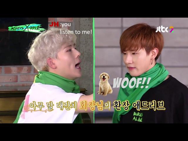 [ENG SUB] Jooheon Minhyuk Changkyun Mini Drama (Monsta X Ray S2E6 Cut)