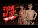 КУПАЛЬНИКИ ВОЖАТЫХ! НОВОЕ DLC В ПЯТНИЦЕ 13! - Friday the 13th The Game