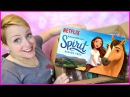 Spirit Riding Free HUGE Surprise Box Filled with Dolls and Horses