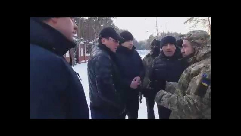 Военные поймали Луценко!
