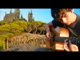 A Window to the Past - Harry Potter OST Fingerstyle Guitar Cover by Eddie van der Meer
