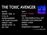 THE TOXIC AVENGER - ANGST THREE