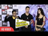 Tiger Shroff Is A SuperHero Without Cape  Baaghi 2 Official Trailer Launch