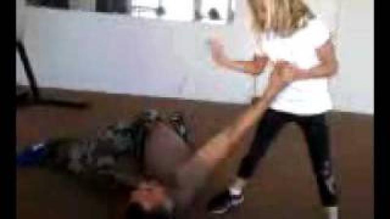 Strongest Girl - Children's Self Defense - (