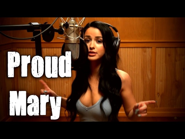 Proud Mary - Creedence Clearwater Revival - cover - Tori Matthieu - Ken Tamplin Vocal Academy