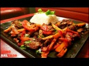 PERU How to make Lomo Saltado Peruvian Beef Potato stir fry
