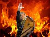 Денис Коротаев Догорают мои гусли-самогуды, муз. и исп. Виктор Попов, видео - Виолетта Баша