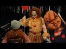 Кукла Чаки и Клоун Пеннивайз побеждены! ОНО 7 Nepeta Страшилки