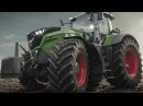 Tractor Fendt Vario Modern Agriculture