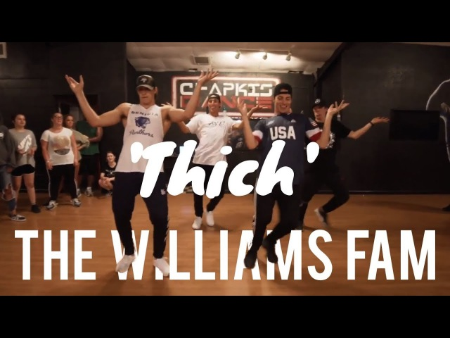 Thick by O.T. Genasis | Chapkis Dance | The Williams Fam
