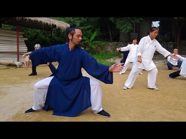 Wudang Taiji 13 Chen Shiyu with Class