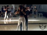 Ronie & Lory | Kizomba Fusion | Justin Timberlake - Can`t stop the feeling