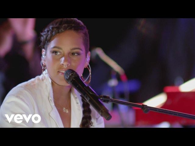 Alicia Keys Landmarks Live in Concert Alicia Keys