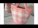 Ribbon ipten Kazayağı modeli çanta yapımı -4 (son kulp kısmı bitiş)