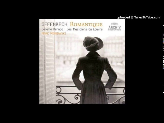 Jacques Offenbach : Les Fées Du Rhin - Overture, ballet music and Grande Valse from the opera (1864)