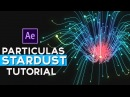Animación de Particulas Con Stardust After Effects Tutorial