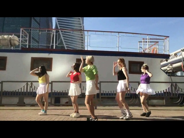 Red Velvet - Russian Roulette cover by Be Natural Crew