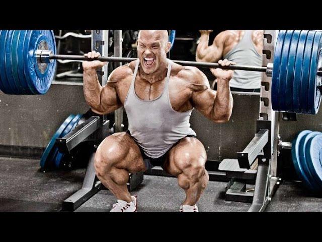 Нужны ли большие веса для больших мышц?? Бэн Пакульски