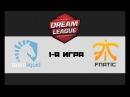 Liquid vs Fnatic 1 bo3 DreamLeague 8, 01.12.17