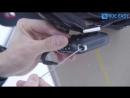 Ride Easy Line _ A Portable Snowboard Footrest  Lock