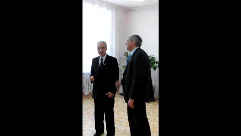 Дуэт Р. Файзуллин и Ю. Сакерин - Тройка (Булахов)