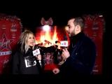 Интервью Ферги на ''iHeartRadio Jingle Ball''